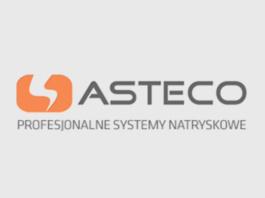 Asteco - Profesjonalne systemy natryskowe