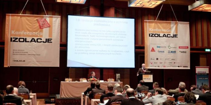 Konferencja IZOLACJE 2015