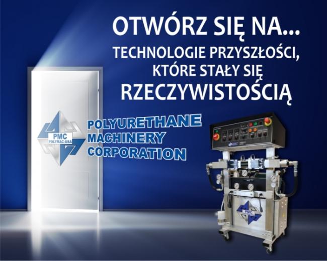 Nowość na rynku maszyn od PMC