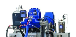 Graco Reactor HRV