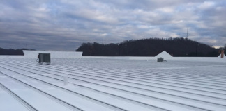 silikonowa farba dachowa